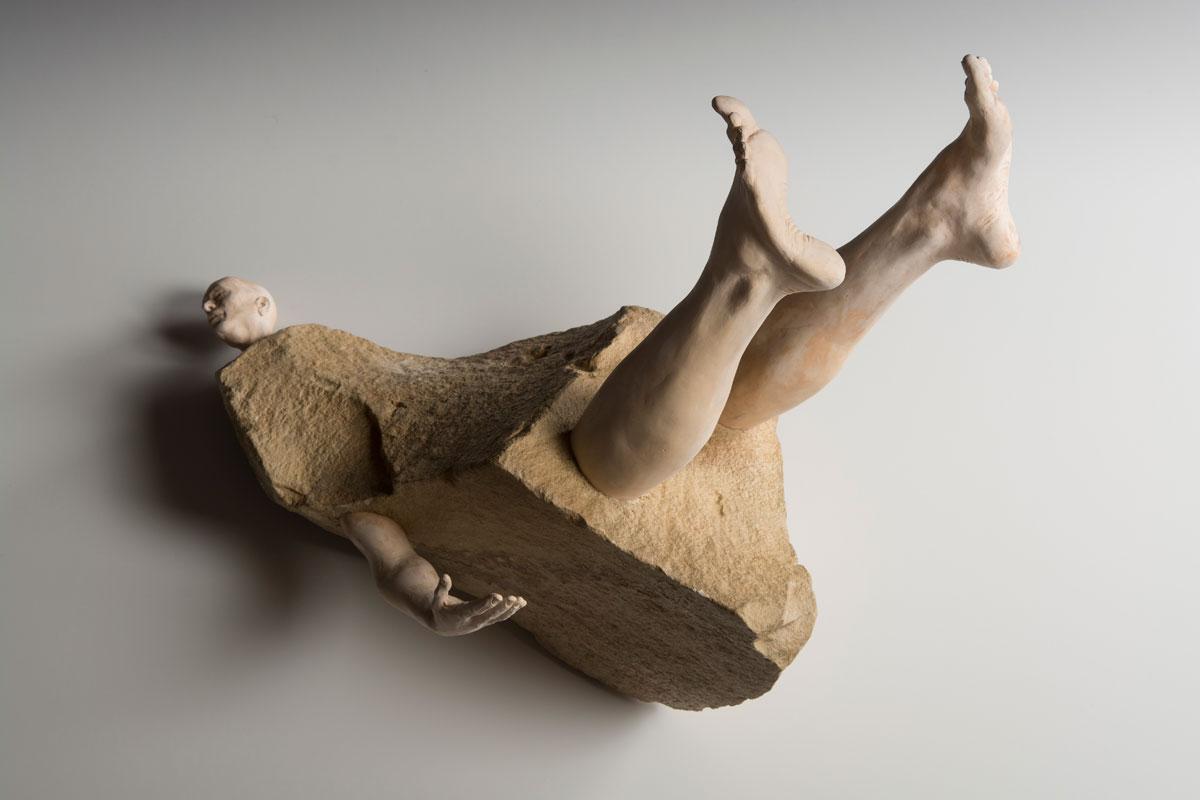 Pieza de cerámica de Carlos Martínez
