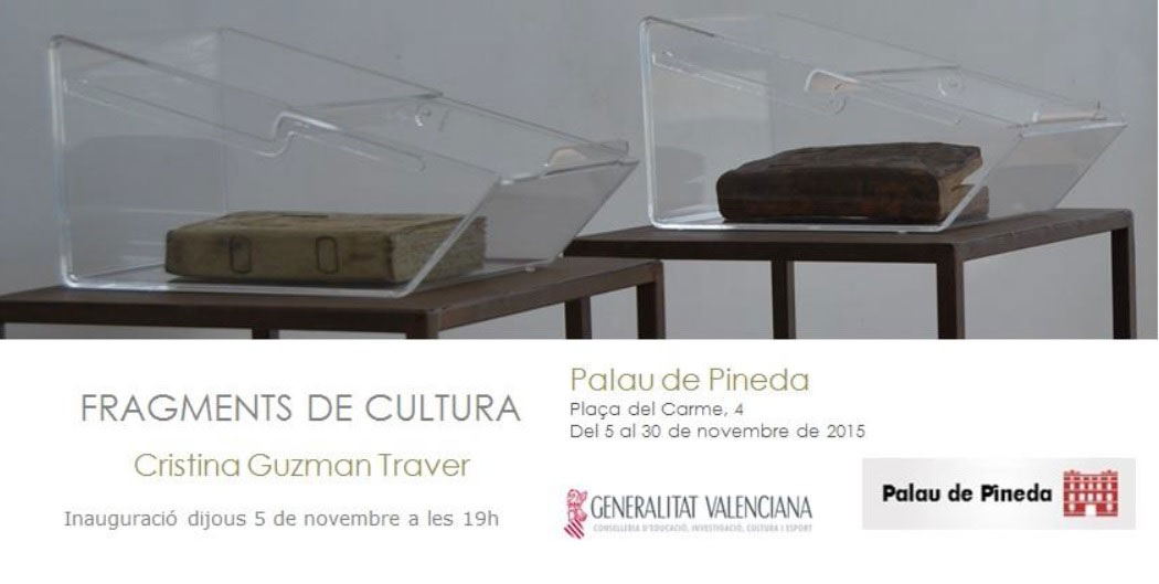 Catel de la exposición de Cristina Guzman
