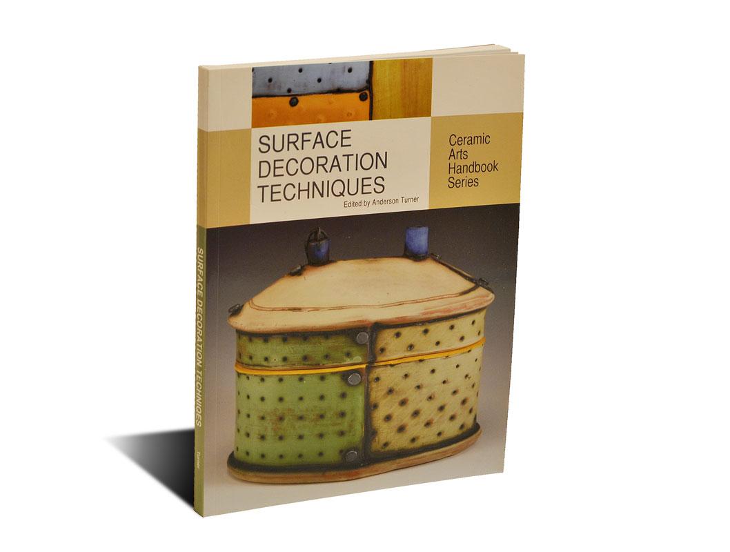 Portada del libro -Surface Decoration Techniques-