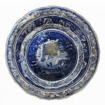 Pieza de cerámica de Caroline Slotte