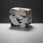Pieza de cerámica de Fernando Casasempere