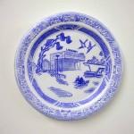Pieza de cerámica de Jayne Lloyd