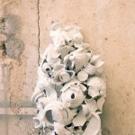 Pieza de cerámica de Pablo Barreiro