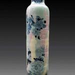 Pieza de cerámica de