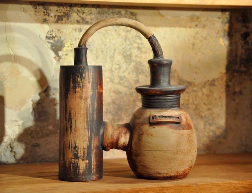 Pieza de cerámica de Helene Foucher