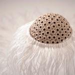 Pieza de cerámica de Javier Moreno