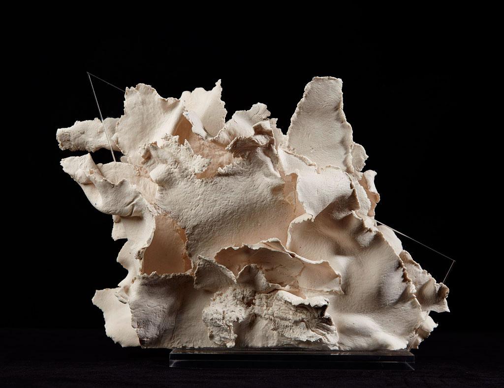 Pieza de cerámica de María Antonia Zamora