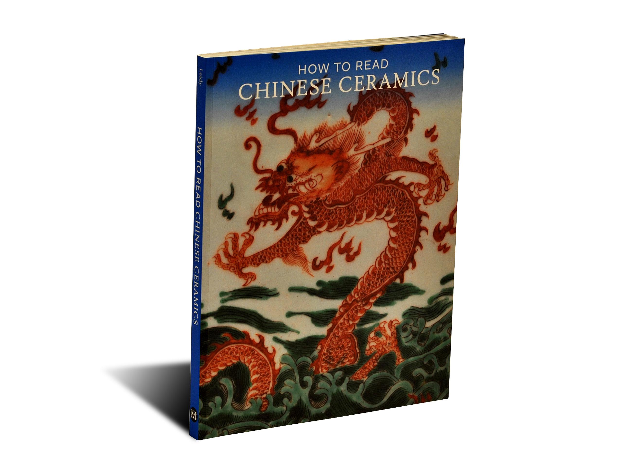 Portada del libro How to Read Chinese Ceramics