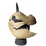 Pieza de cerámica de Jean-François BourlardPieza de cerámica de Jean-François Bourlard