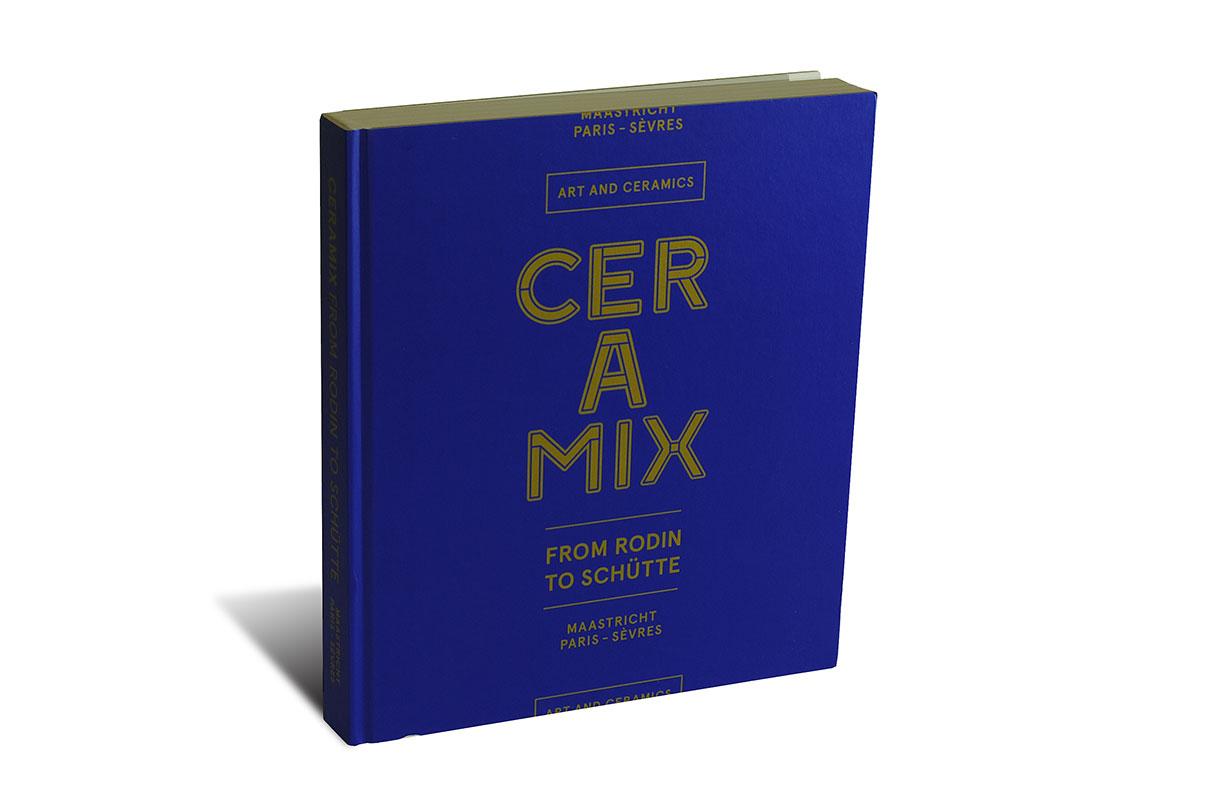 Portada del catálogo Ceramix