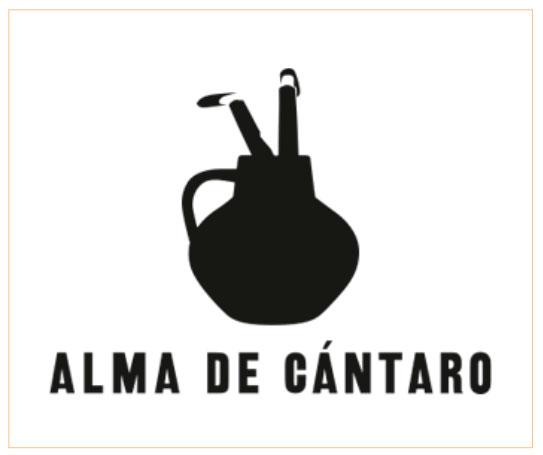 Logo del taller Alma de Cántaro, de Navarrete, La Rioja