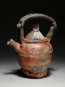 Pieza de cerámica de Pep Gómez