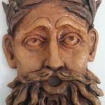 Pieza de cerámica de la Escuela de Cerámica de San Telmo