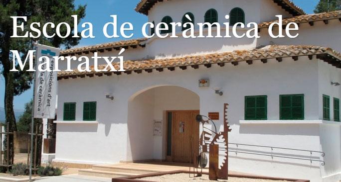 Imagen de la Escola de Ceràmica de Marratxi