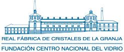 Logo de la Real Fábrica de Vidrio de La Granja