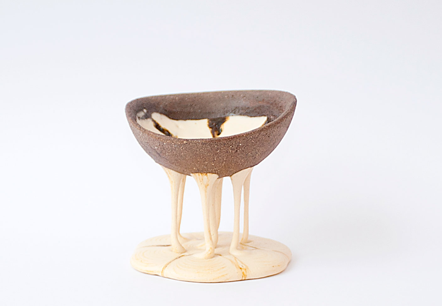 Pieza de cerámica de Christina Schou Christensen