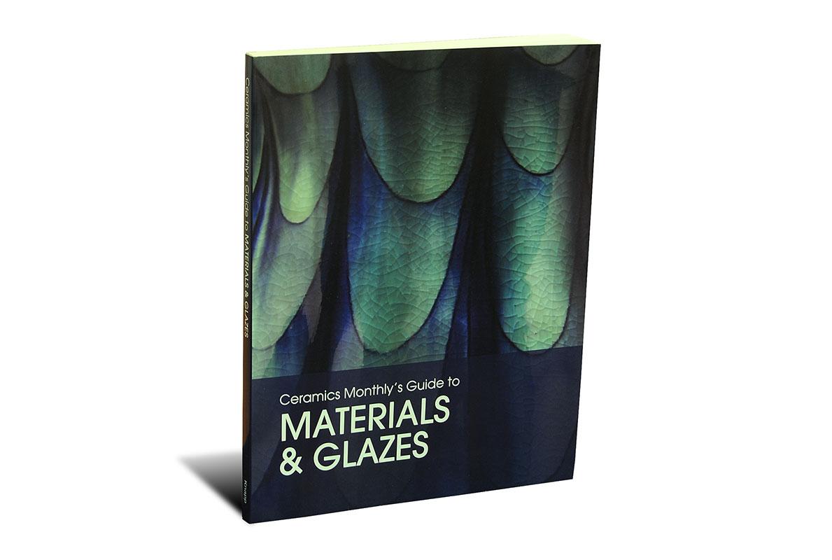 Portada del libro Ceramics Monthly's Guide to Materials & Glazes
