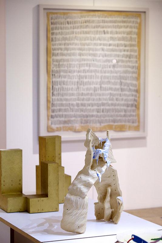 Exposición de Bryan Illsley