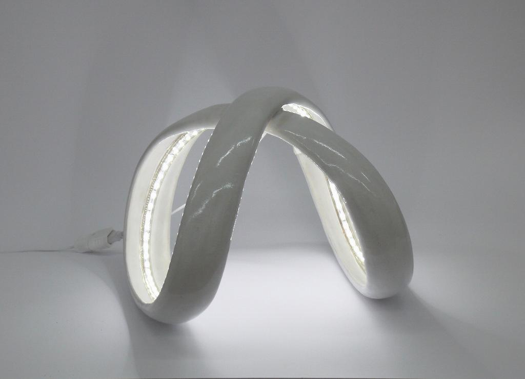 Pieza de cerámica de Carlos Fernández Rodríguez