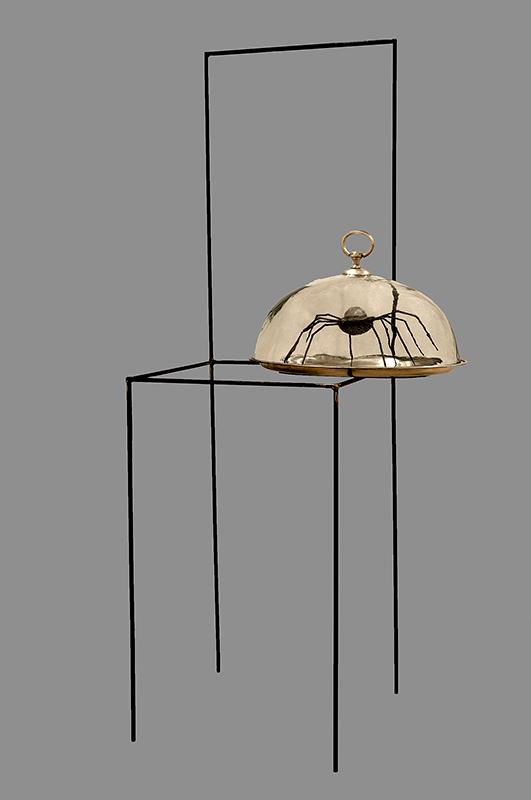 Escultura de Marciano Buendía