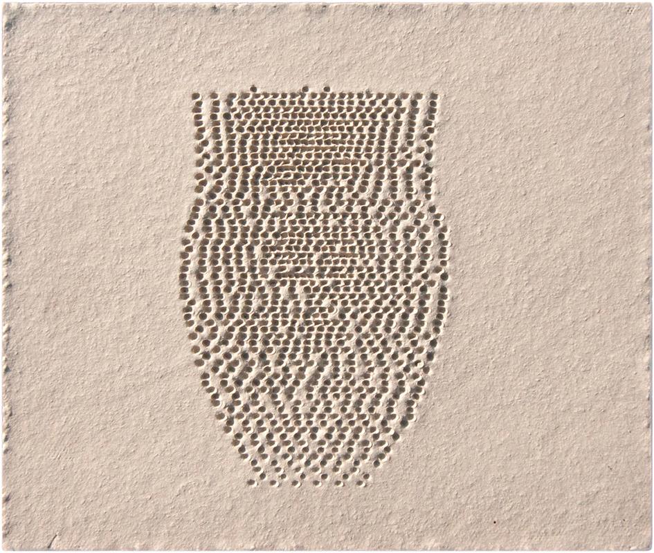 Pieza de cerámica de Maarten Heijkamp