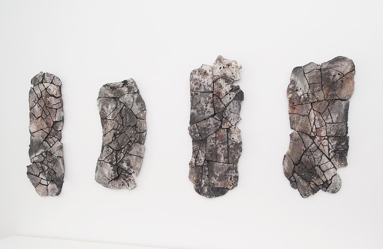 Pieza de cerámica Pekka Paikkari