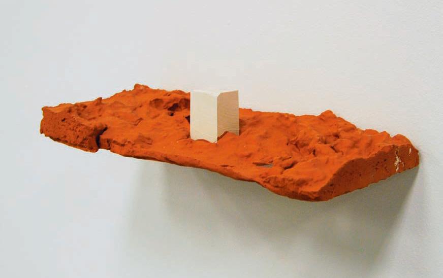 Pieza de cerámica de Ruben Ruiz Sancho