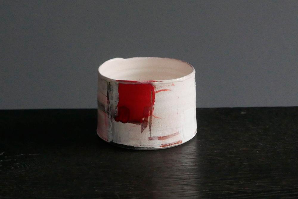 Pieza de cerámica de Barry Stedman