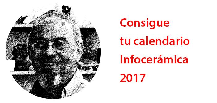 Calendario Infocerámica 2017