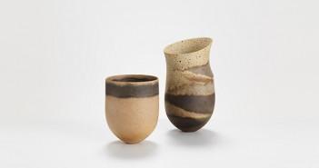 Piezas de cerámica de Jennifer Lee