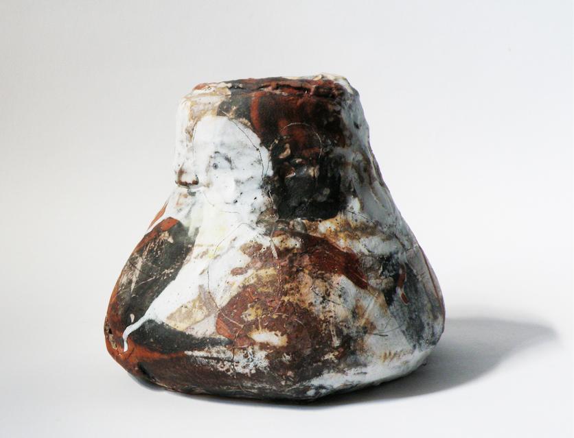 Pieza de cerámica de Maria Bosch