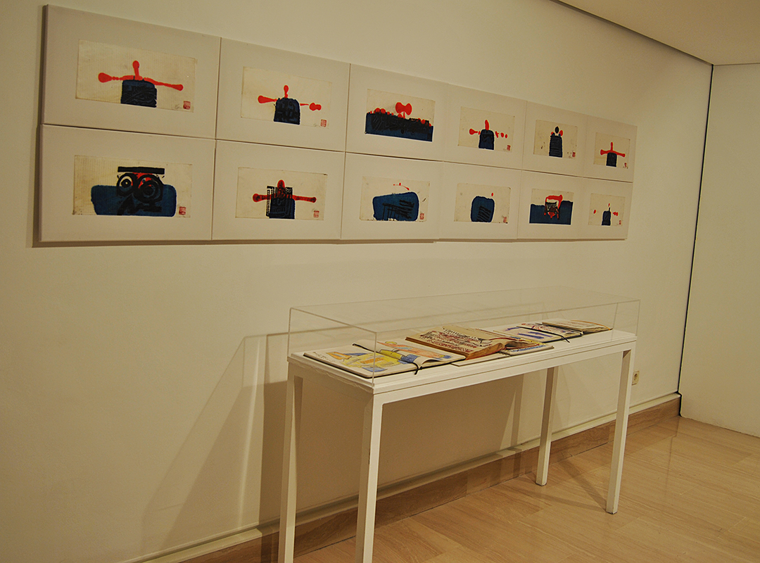 Exposición de Xohan Viqueira