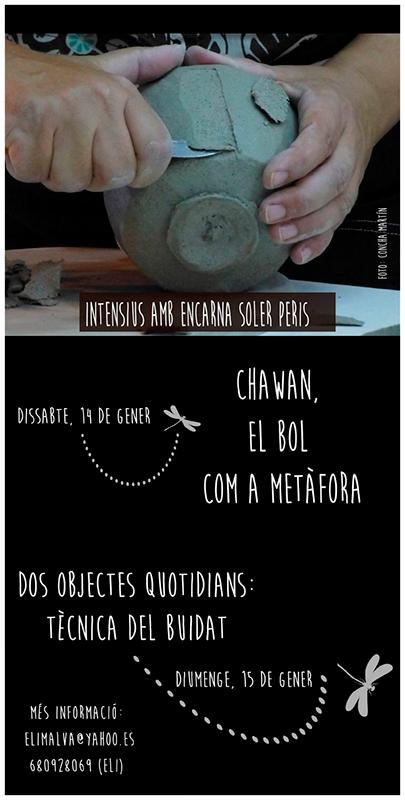 cursos de cerámica de Encarna Soler