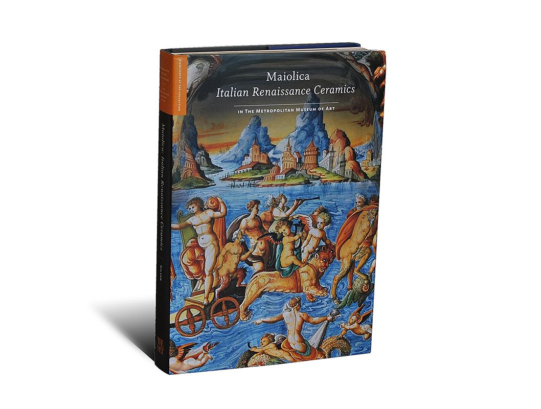 Libro Maiolica: Italian Renaissance Ceramics