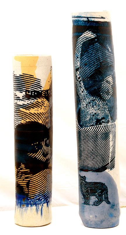 cerámica de Antonio Portela