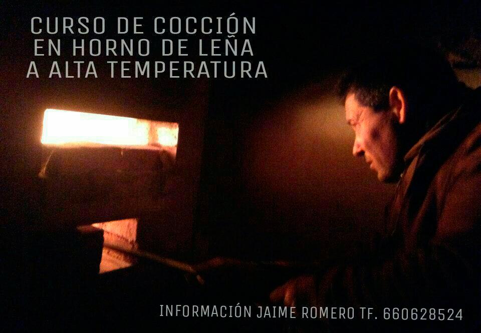 Cerámica con Jaime Romero