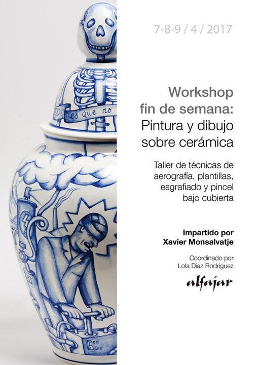 Curso de cerámica de Xavier Monsalvatje