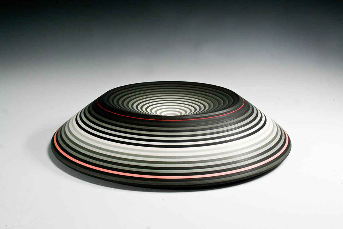 cerámica de Jin Eui Kim
