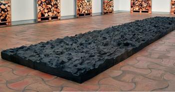 Escultura cerámica de Pascal Pinaud