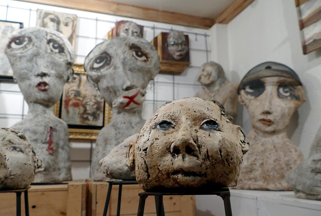 Cerámica de Teresa Gironès