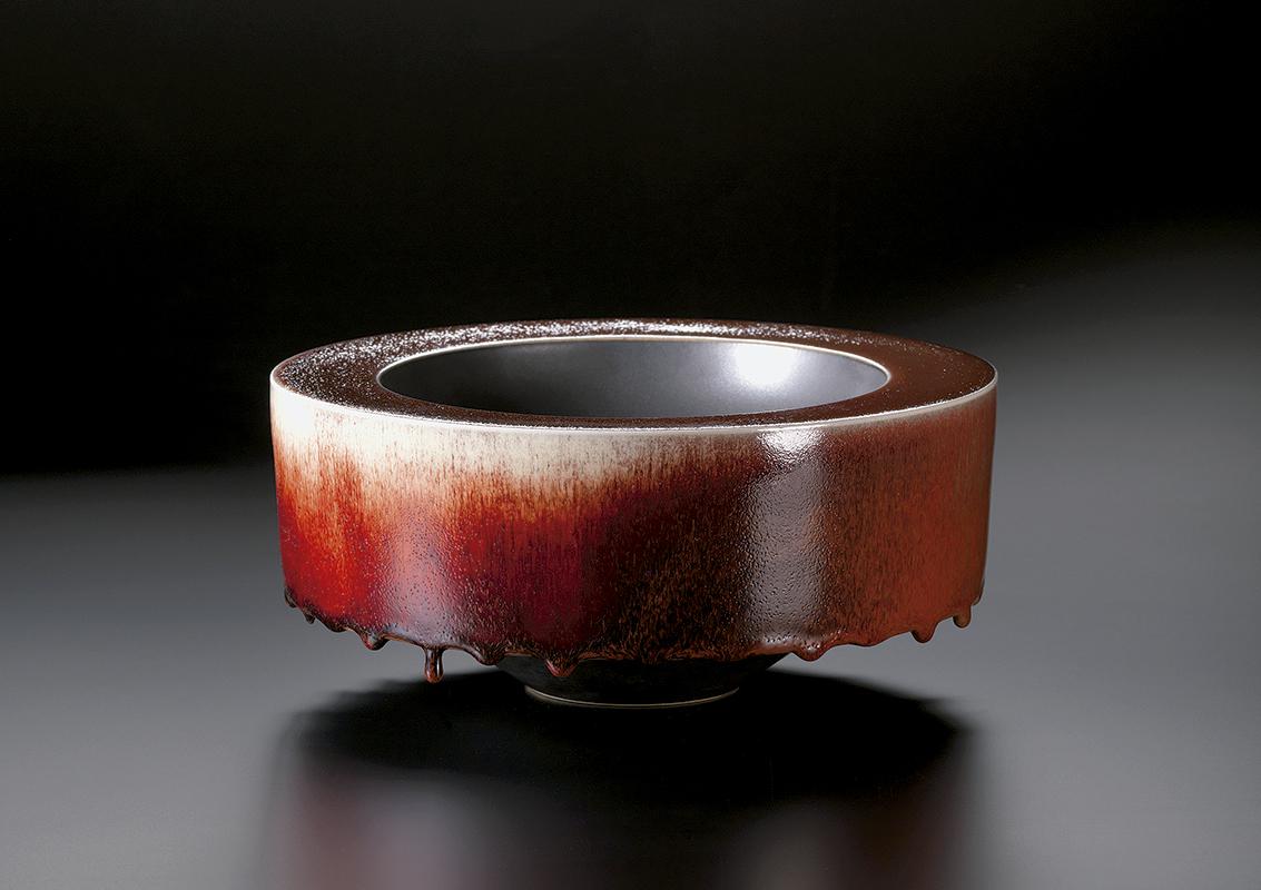 cerámica de Thomas Bhole
