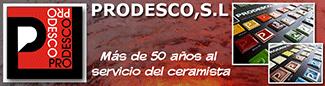 PRODESCO - Materiales para ceramistas
