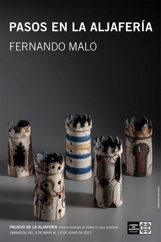 Cerámica de Fernando Malo