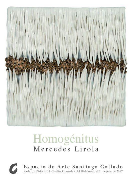 Cerámica de Mercedes Lirola