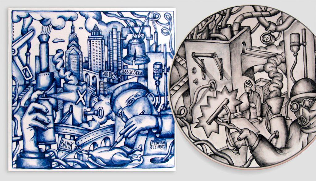 cerámica de Xavier Monsalvatje