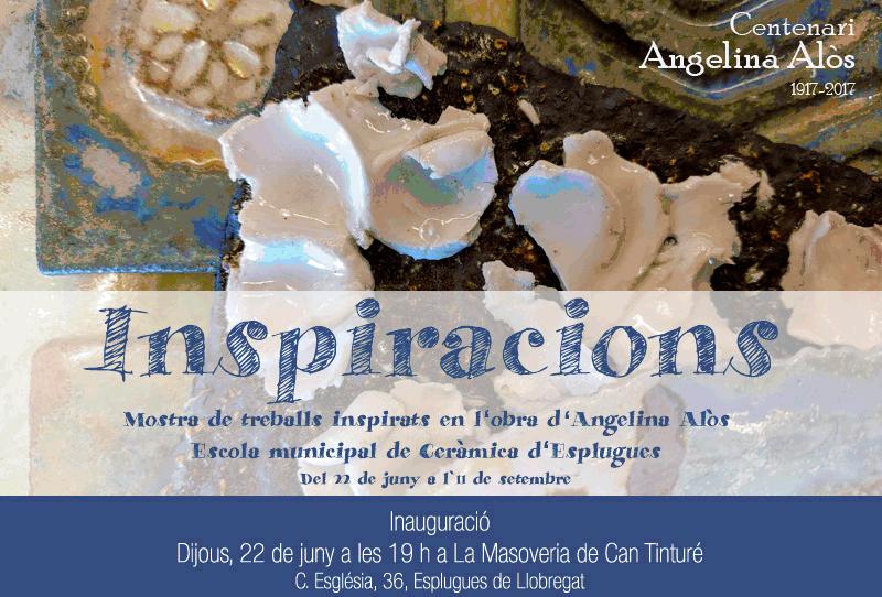 Cerámica de Angelina Alos