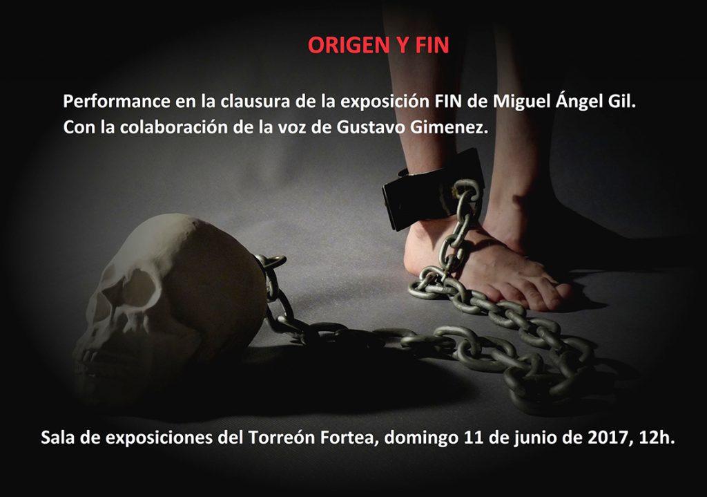 Performance de Miguel Ángel Gil