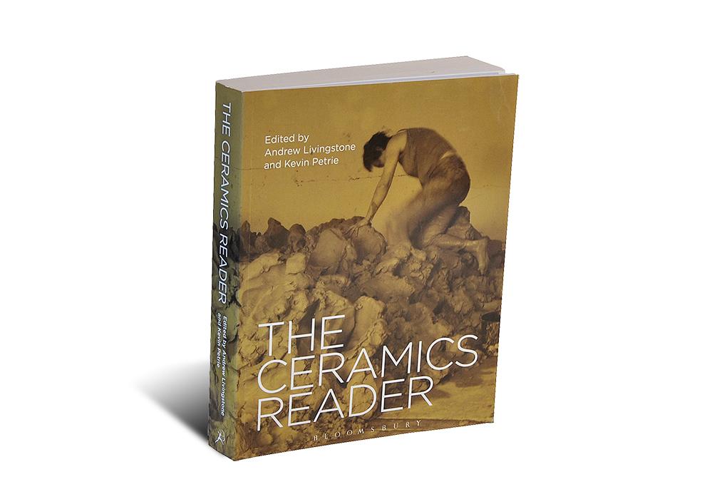 Portada del libro The Ceramics Reader