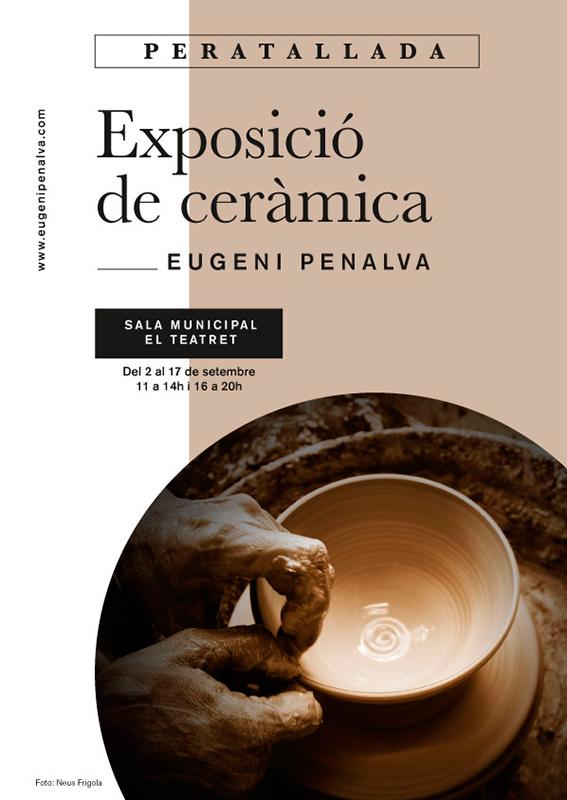 cerámica de Eugeni Penalva