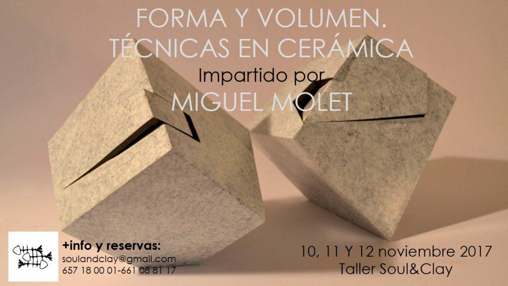 Cartel de Miguel Molet